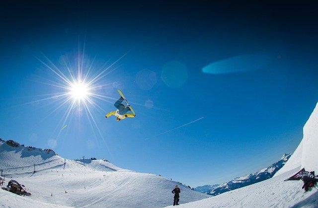 Pierwszy raz ze snowboardingiem